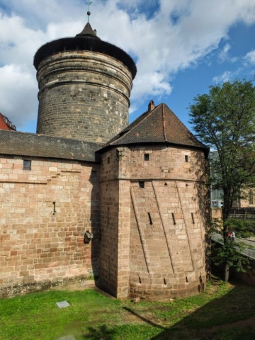 tower and moat