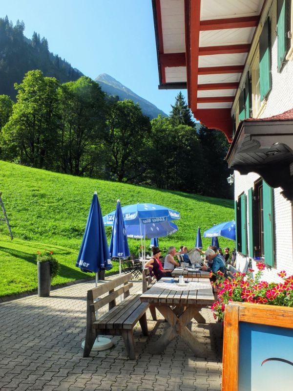 Berggasthof Einödsbach