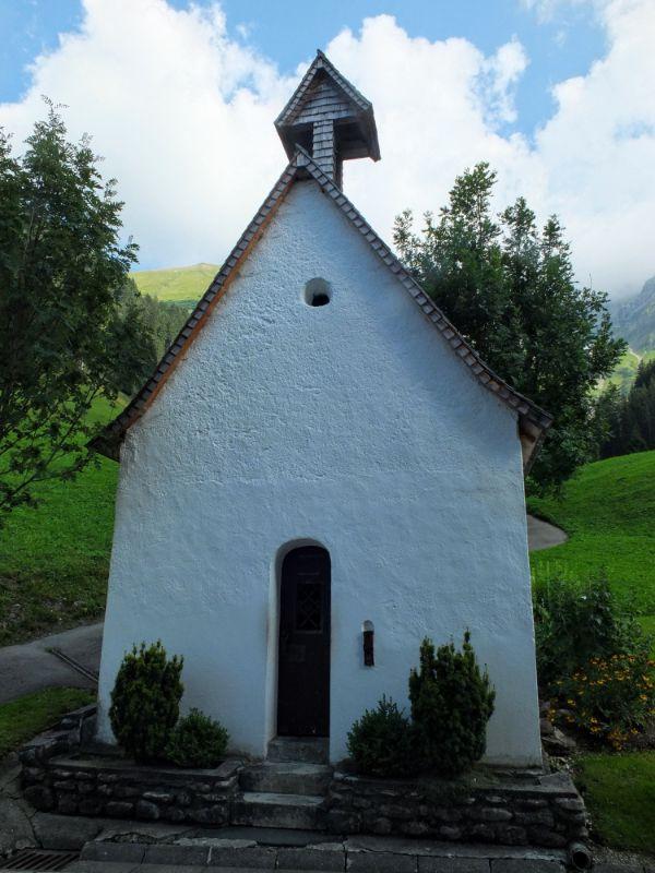 Einödsbach chapel