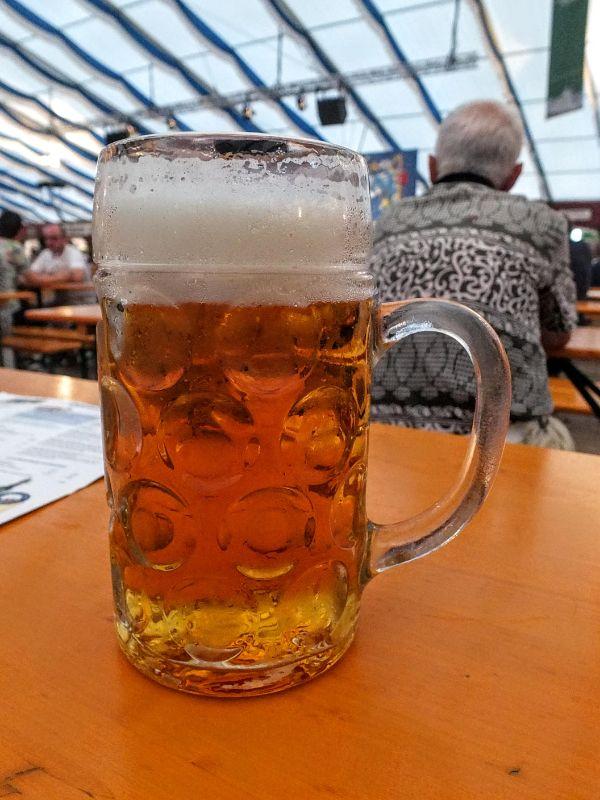 Fest bier
