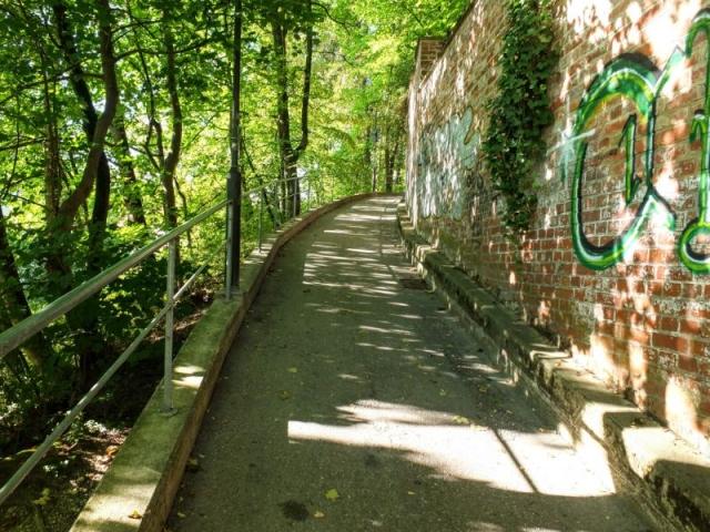 Weihenstephaner hill walk