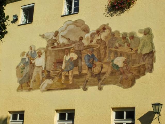 Weihenstephan fresco
