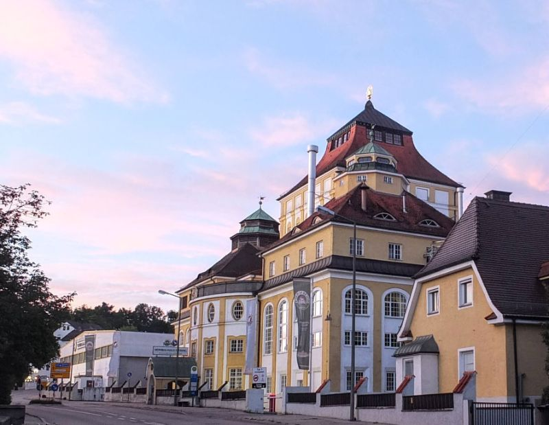 Hofbrauhaus Freising brewery