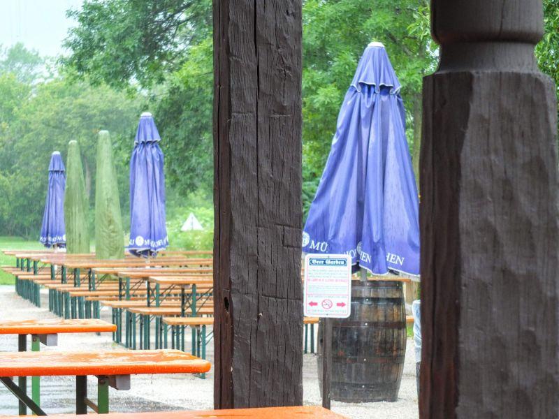 Estabrook Beer Garden, Milwaukee, WI