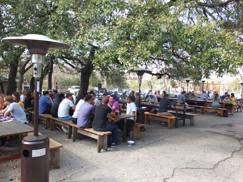 Austin Beer Garden Brewery, TX