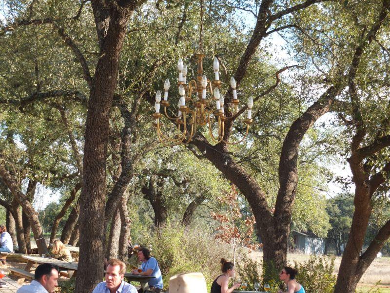 Jester King Beer Garden, Austin, TX