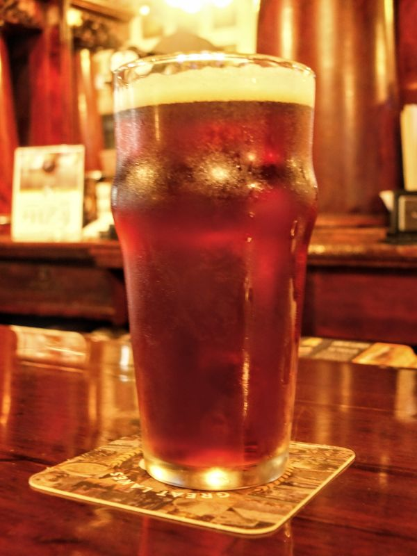 Great Lakes Brewing Eliot Ness' Amber Lager