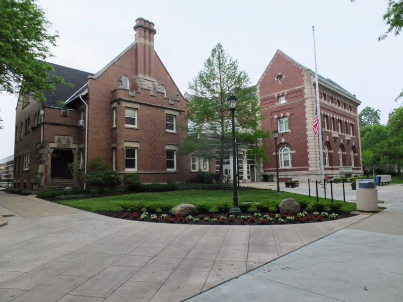 Thwing Student Center - Case Western Reserve University