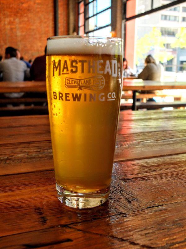 Masthead Brewing Kellerbier