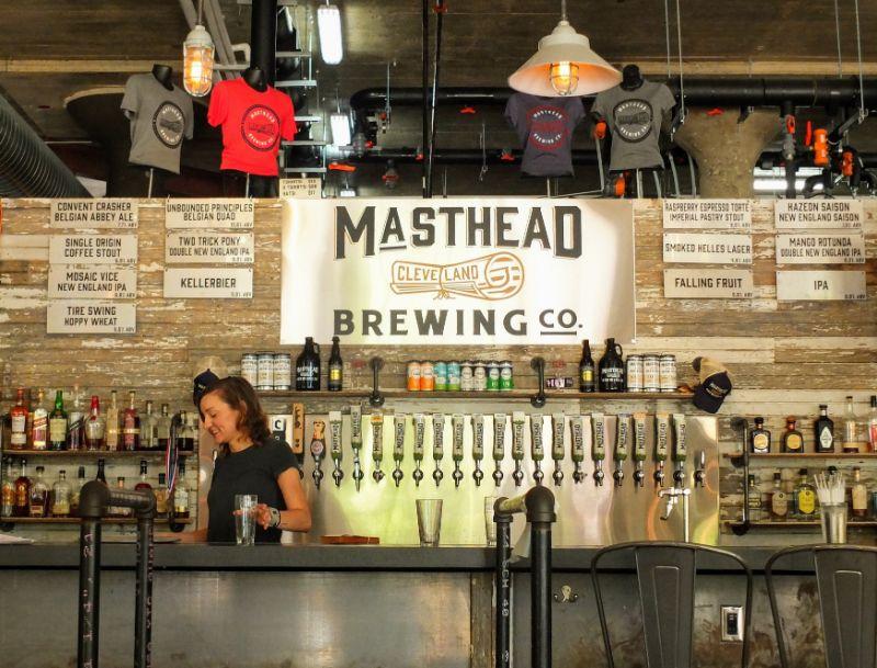 Masthead Brewing