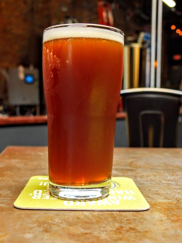 Noble Beast Alt Bier
