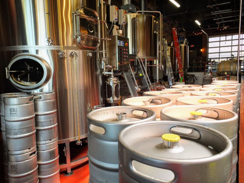 Noble Beast Brewhouse