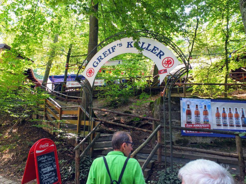 Greif's Keller, Forchheim