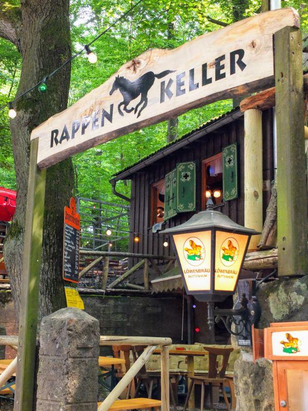 Rappen Keller, Forchheim