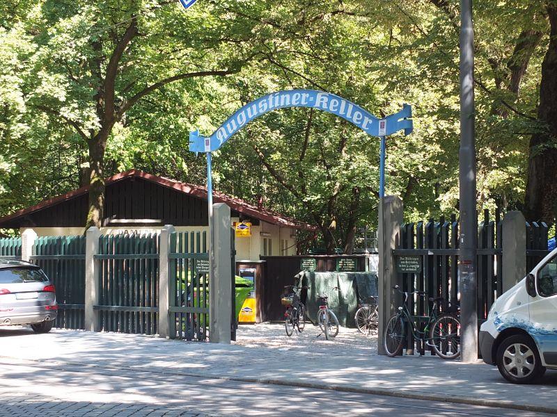 Augustiner Keller, Munich