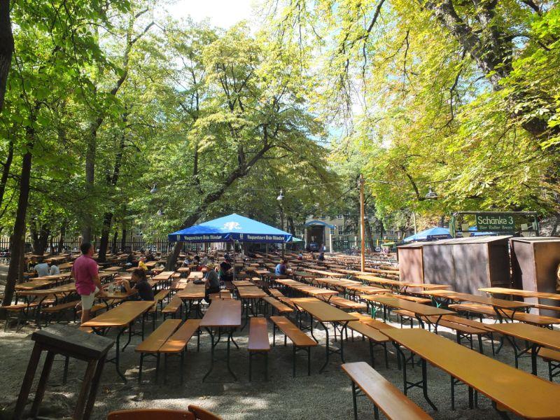 Hirschgarten, Munich
