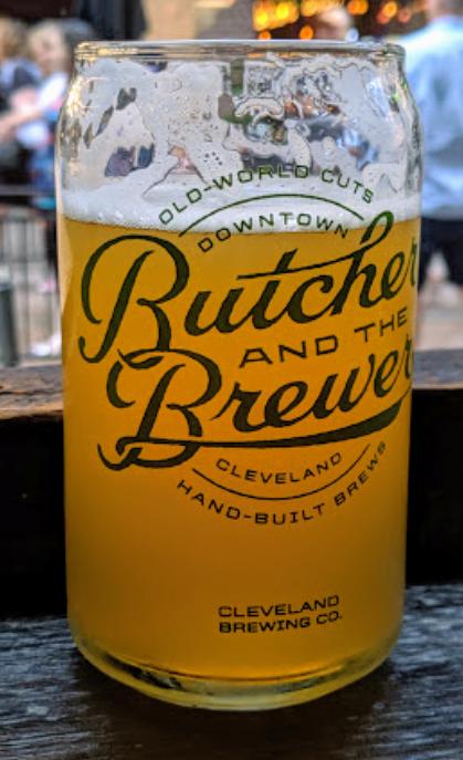 Butcher & Brewer Hazy Pale Ale - image by S. Lee