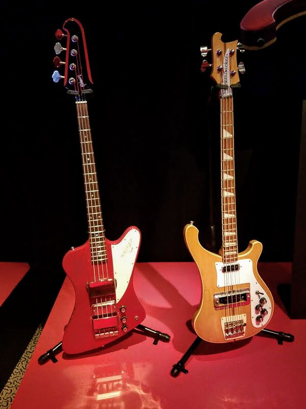 Rush axes - image by Jill Ion