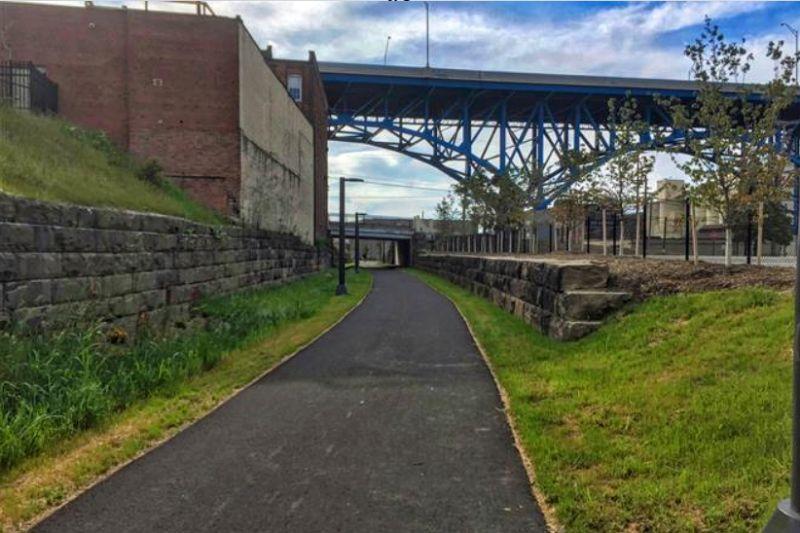 Centennial Trail Bikeway