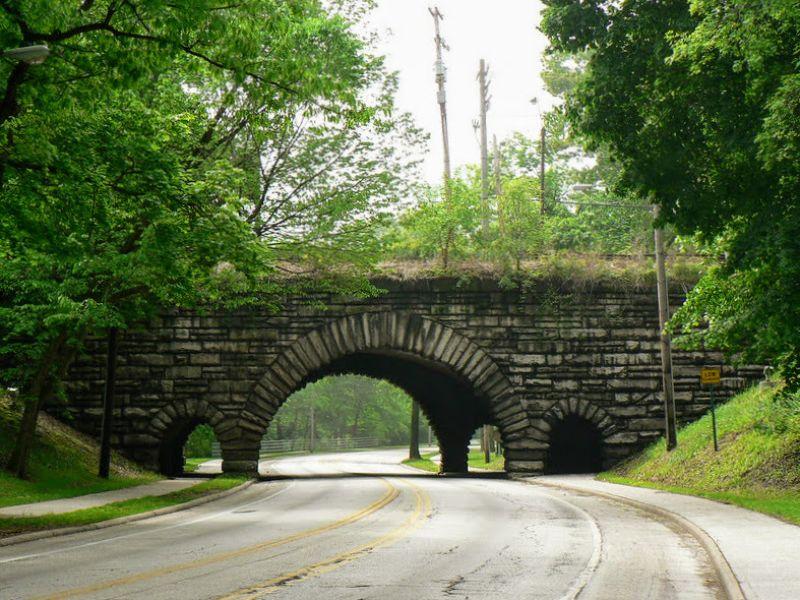 Stone Bridge - image by S. Spivack