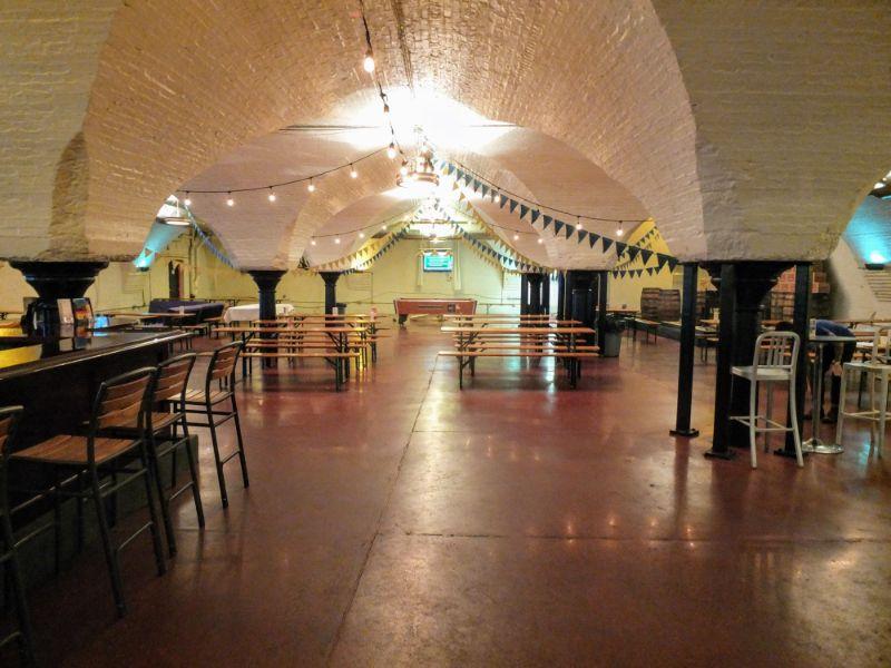 Christian Moerlein beer hall