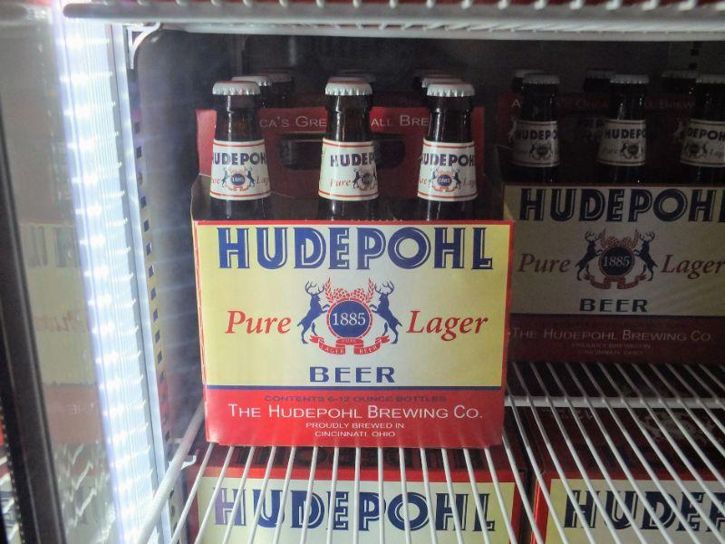 Hudepohls at Christian Moerlein Brewery