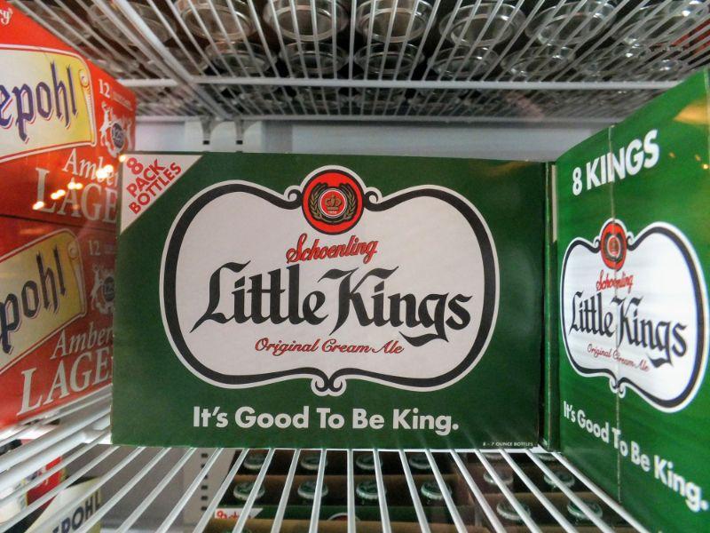 Little Kings at Christian Moerlein Brewery