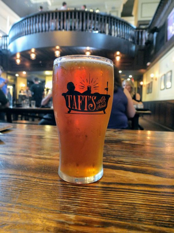 Taft's Ale House lager