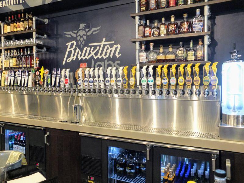 Braxton Labs tap line