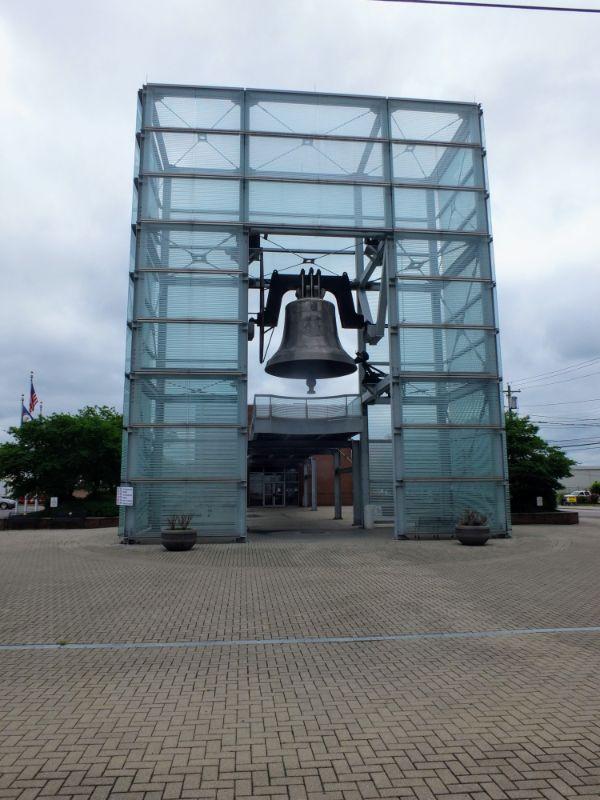 World Peace Bell - Newport