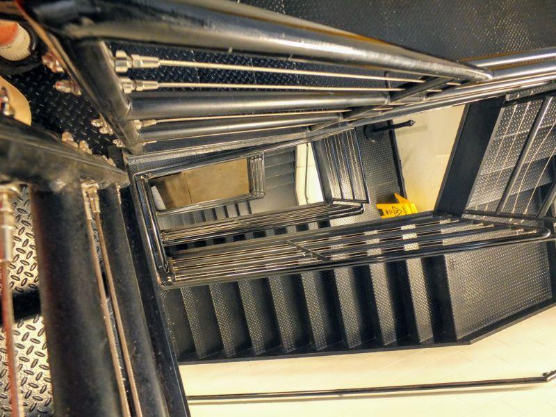Rhinegeist stairwell