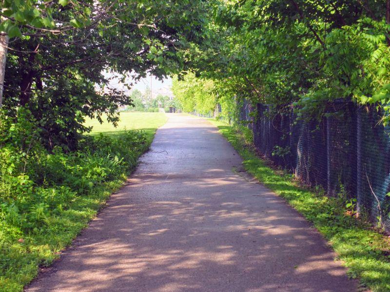 Mill Creek Greenway Trail