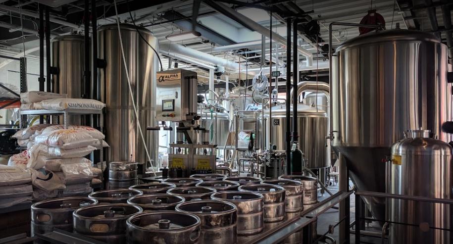 Three Points Urban Brewery - image by Anthony Gordon