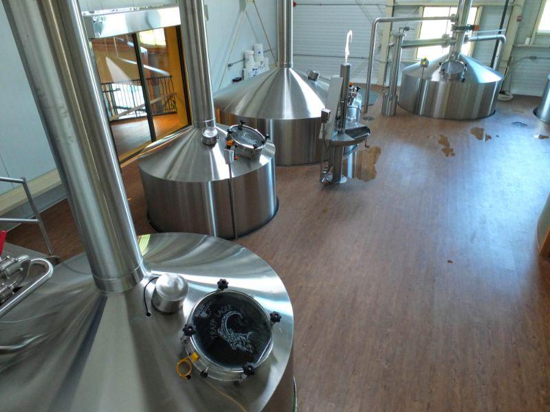 Von Trapp brewhouse