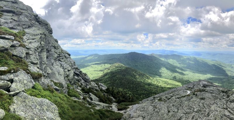 Camels Hump view -  image by Chris Cena