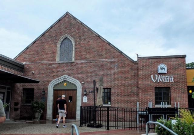 Brewery Vivant - former mortuary
