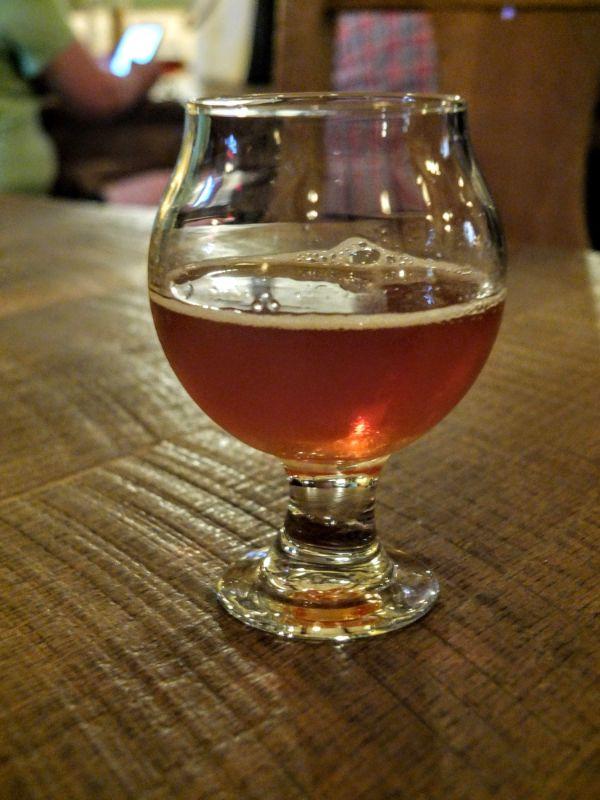 Brewery Vivant Amber Lager