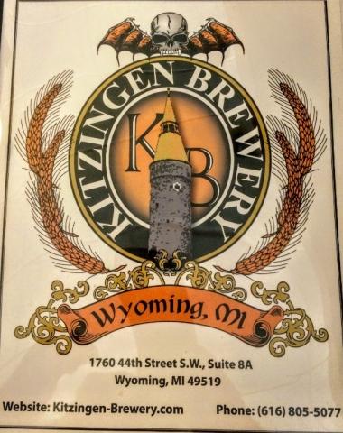 fellow Kitzingen vets will appreciate the logo