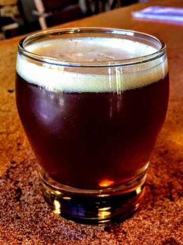 Bier Distillery Brown Ale