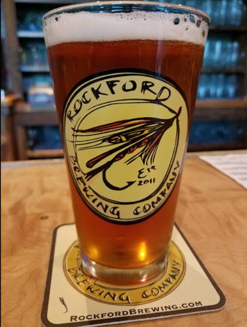 Rockford Brewing Company IPA - image by Clark van Halsema