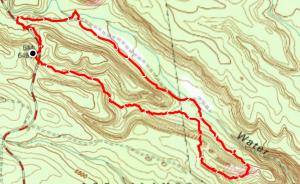 Broke Mesa Loop Hike