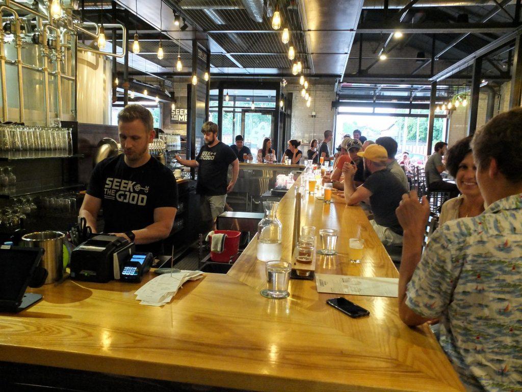 Good City Brewing taproom