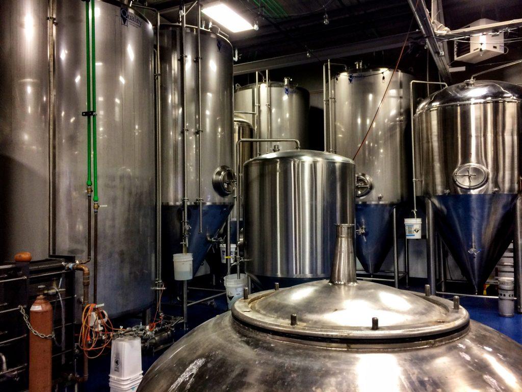 MobCraft Brewery