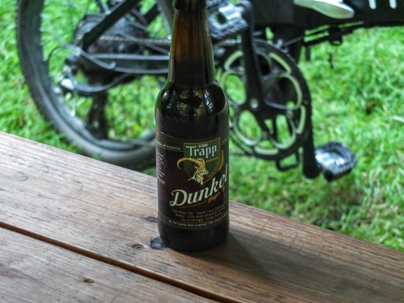beer break - leftover from Vermont
