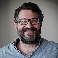 Filmmaker Fritz Moser