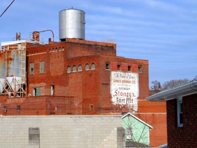 Jones Brewery building