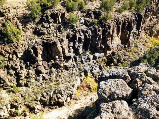 gorge in Water Canyon