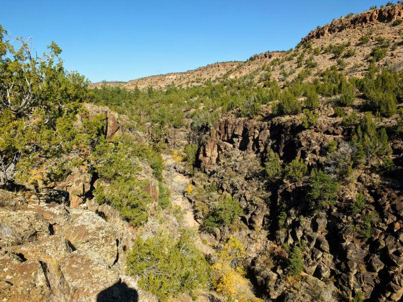 Water Canyon going deep