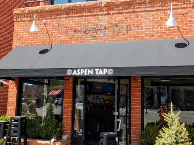 Aspen Tap in downtown Aspen