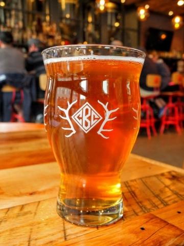 Capital Creek Brewery English Mild
